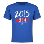 FIFA Women's World Cup Youth T-Shirt (Royal)