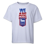 Ipswich Town We Are Youth T-Shirt (White)