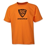 Jaguares Distressed Youth T-Shirt (Orange)