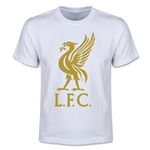 Liverpool Liver Bird Youth T-Shirt (White)