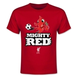 Liverpool Mascot Youth T-Shirt (Red)