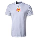 Morelia Monarcas Small Logo Youth T-Shirt (White)