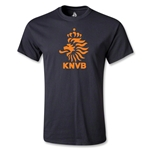 Netherlands Youth T-Shirt (Black)