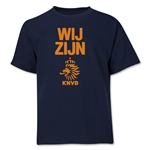 Netherlands We Are Youth T-Shirt (Navy)