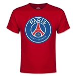 Paris Saint-Germain Youth T-Shirt (Red)