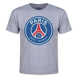 Paris Saint-Germain Youth T-Shirt (Gray)
