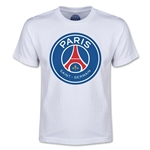 Paris Saint-Germain Youth T-Shirt (White)