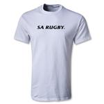 South Africa Springboks Youth SS T-Shirt (White)