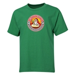 FC Santa Claus Core Youth T-Shirt (Green)