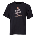 FC Santa Claus Sleighing the Competition Youth T-Shirt (Black)
