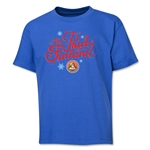 FC Santa Claus Pride of Finland Youth T-Shirt (Royal)