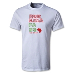 Burkina Faso Youth Country T-Shirt (White)