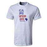 Cape Verde Youth Country T-Shirt (White)