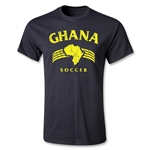 Ghana Youth Country T-Shirt (Black)