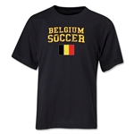 Belarus Youth Soccer T-Shirt (Black)