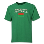 Burkina Faso Youth Football T-Shirt (Green)
