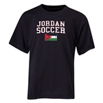 Jordan Youth Soccer T-Shirt (Black)