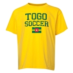 Togo Youth Soccer T-Shirt (Yellow)