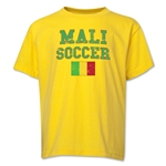 Mali Youth Soccer T-Shirt (Yellow)