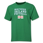 Northern Ireland Youth Football T-Shirt (Green)
