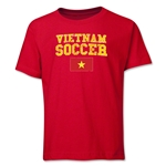 Vietnam Youth Soccer T-Shirt (Red)
