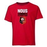 Stade Rennais FC We Are Youth T-Shirt (Red)