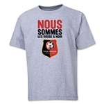 Stade Rennais FC We Are Youth T-Shirt (Gray)