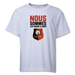 Stade Rennais FC We Are Youth T-Shirt (White)