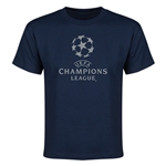 UEFA Champions League Youth T-Shirt (Navy)