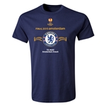Chelsea 2013 UEL Final Youth T-Shirt (Navy)