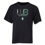Werder Bremen Pixel Graphic Youth T-Shirt (Black)