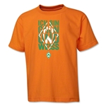 Werder Bremen I Am Green and White Youth T-Shirt (Orange)