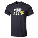 Future Rugby All Star Youth T-Shirt (Black)