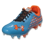 Under Armour 10K Force II FG (Capri/Black/Blaze Orange)