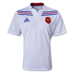 France 2013 Alternate SS Rugby Jersey