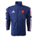 France Rugby 13/14 Traditional Team Jacket