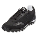 Pele Sports Caldeira HG Soccer Shoes (Black)
