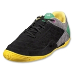 Pele Radium Social Indoor Soccer Shoes (Black)