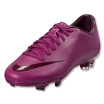 Nike Women's Mercurial Victory III FG (Rave Pink/Bordeaux/Atomic Green)