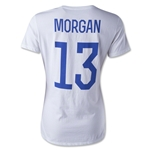 USA Morgan USWNT Logo Women's T-Shirt