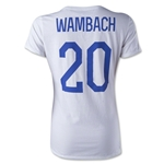 USA Women's Wambach USWNT T-Shirt