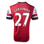 Arsenal 12/14 GERVINHO Home Soccer Jersey