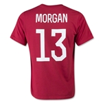 USWNT Morgan Youth T-Shirt