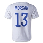 USA USWNT Logo Youth Morgan T-Shirt