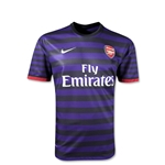 Arsenal 12/13 Youth Away Soccer Jersey