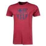 Barcelona Basic Core T-Shirt