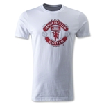 Manchester United Basic Core T-Shirt