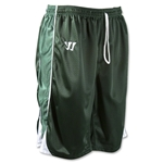 Warrior Liberty Game Lacrosse Shorts (Dk Gr/Wht)