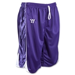 Warrior Liberty Game Lacrosse Shorts (Pur/Wht)