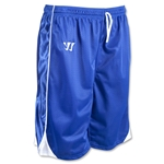 Warrior Liberty Game Lacrosse Shorts (Roy/Wht)